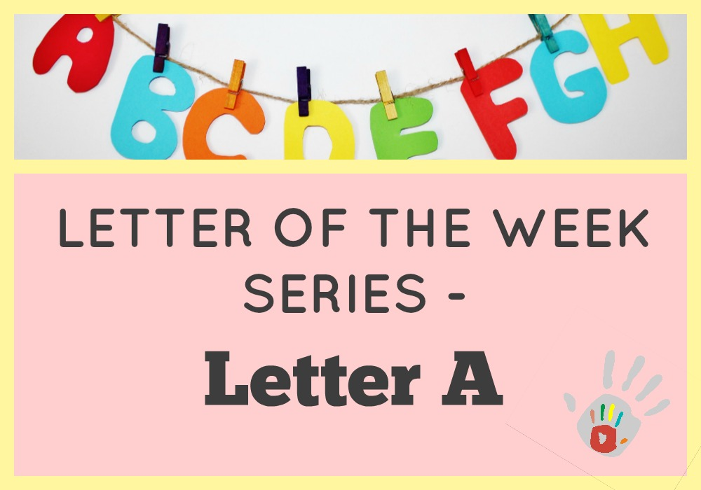 It's just an image of Amazing Letter of the Week Printables