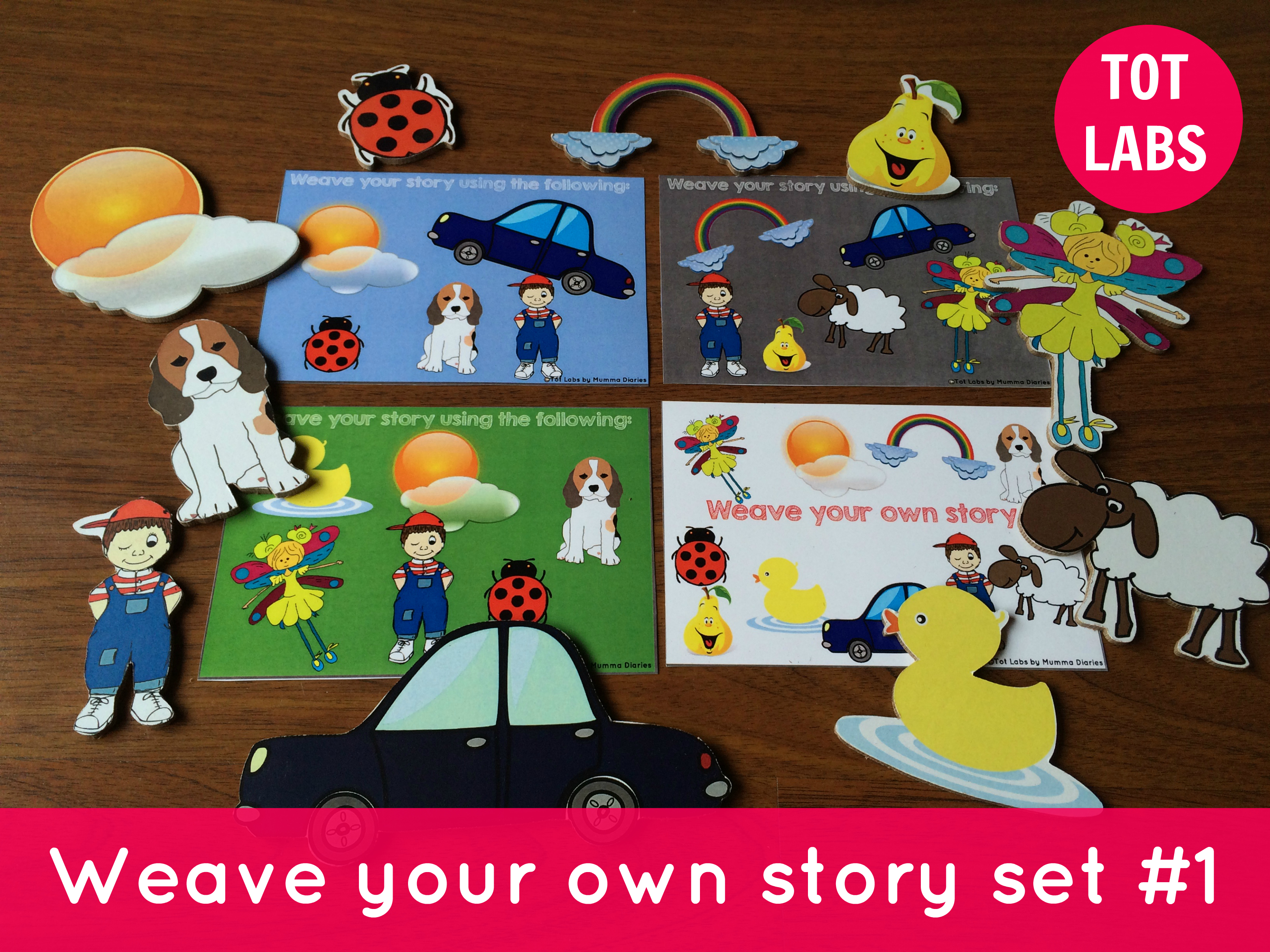 WEAVE YOUR STORY #1
