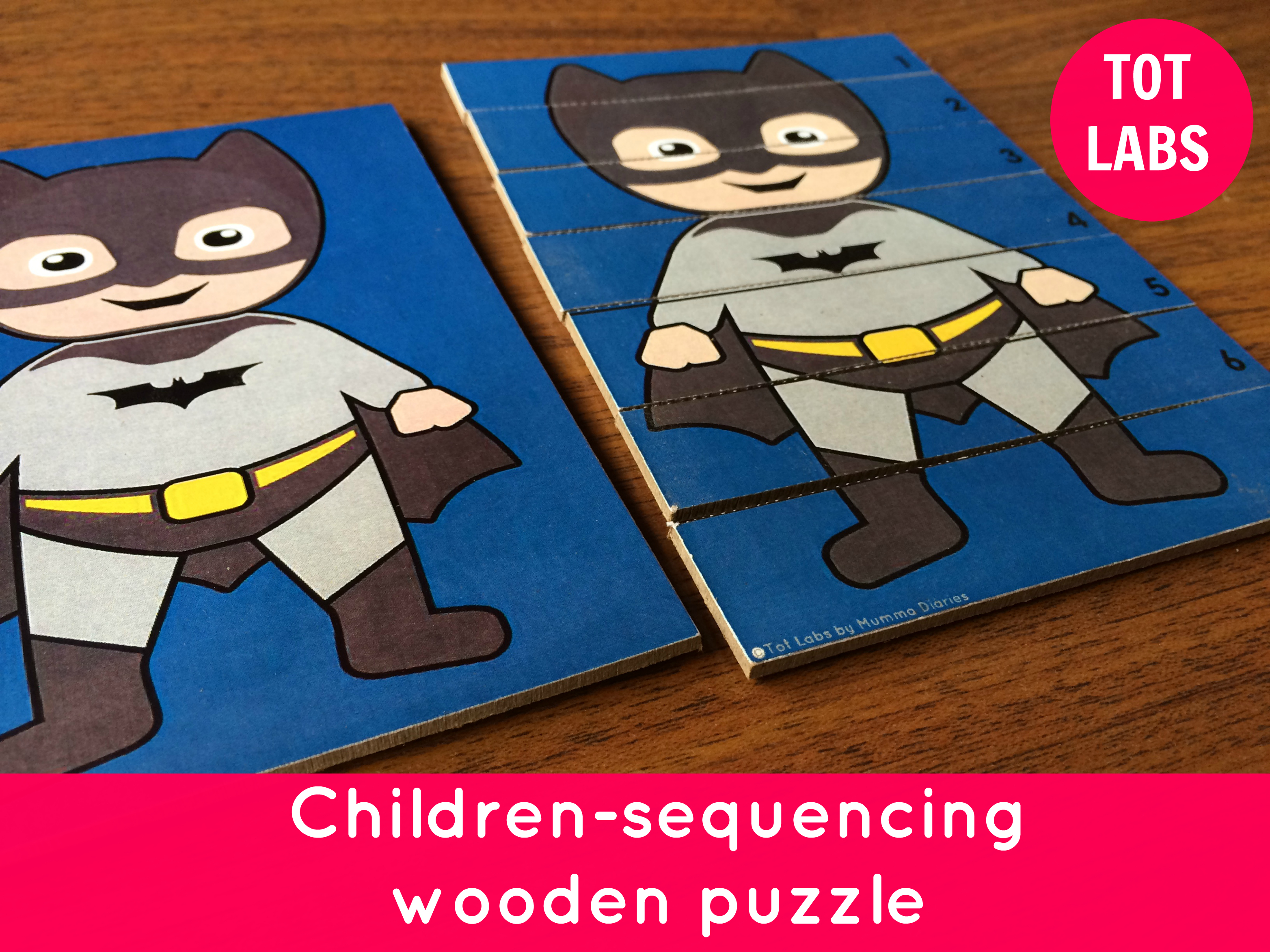 children sequence puzzle