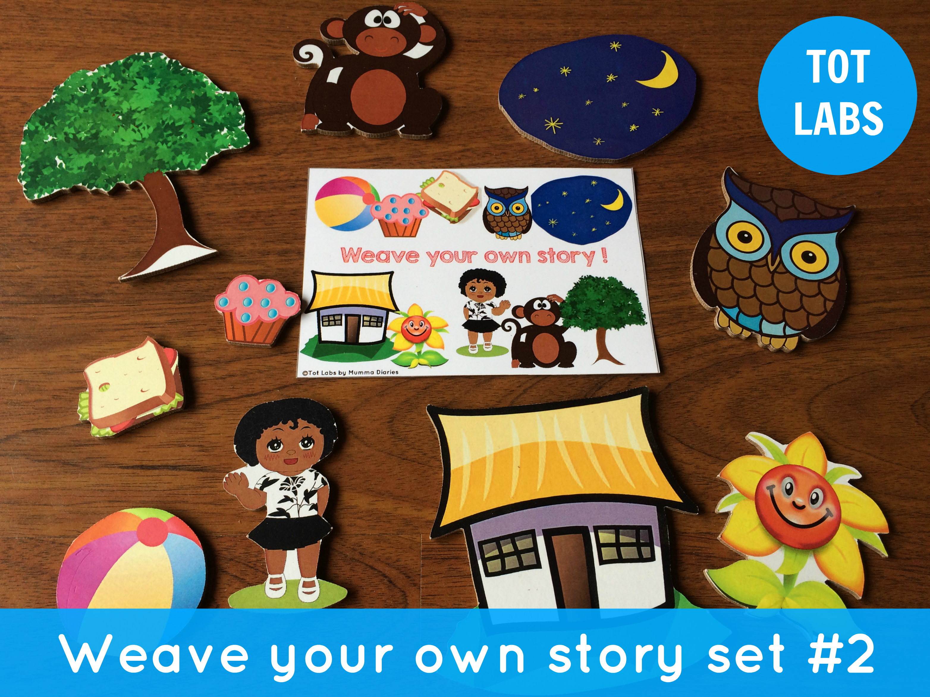 weave your story #2