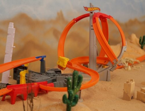 Power of Creative Play and review of #BuildWithHotWheels