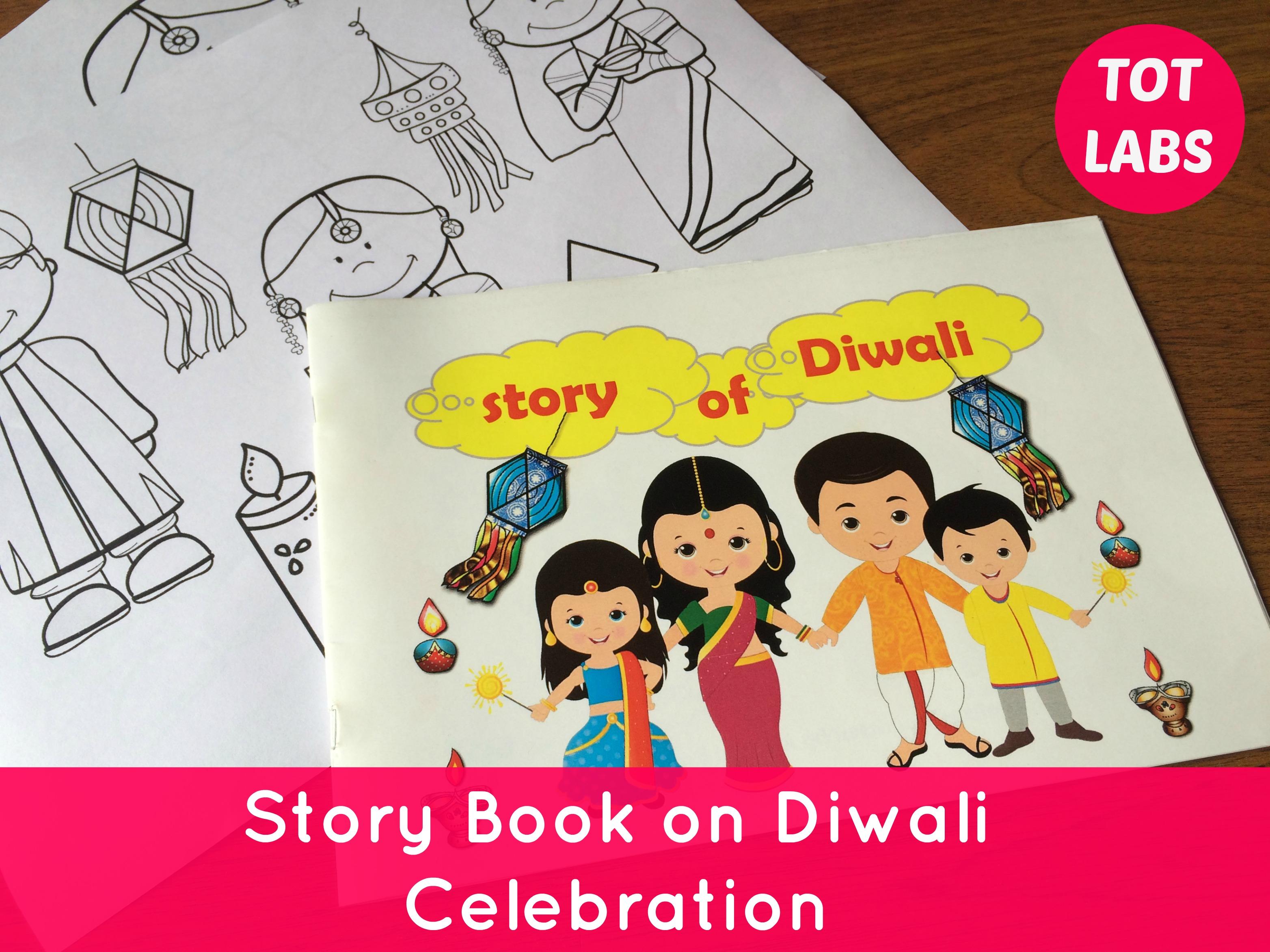 story-book-diwali