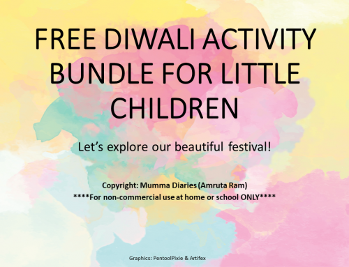 FREE Diwali Activity Bundle for Little Children !