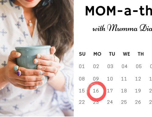 Save your seat at Mom-a-Thon!